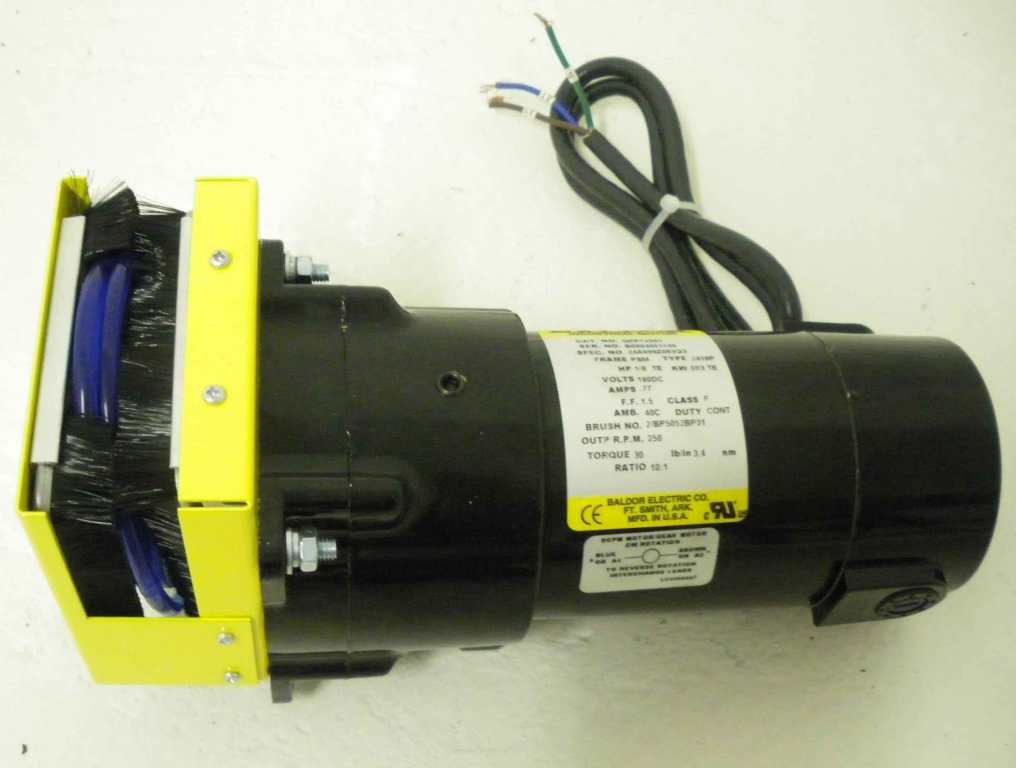 Baldor Dc Drive Motor Conveyor Components Spares From
